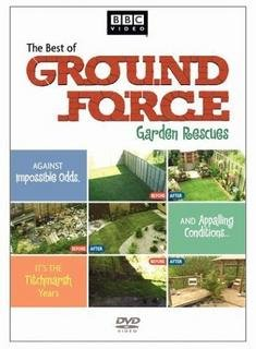 9780790777504: The Best of Ground Force - Garden Rescues