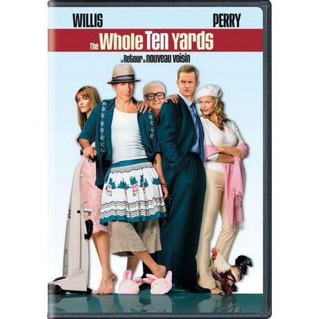 9780790783024: The Whole Ten Yards (Widescreen Edition)