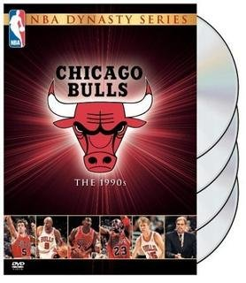 9780790786230: Nba Dynasty Series: Chicago Bulls 1990's [Import USA Zone 1]