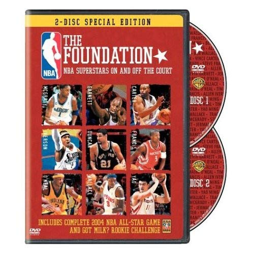 9780790786247: Nba Foundation [Import USA Zone 1]