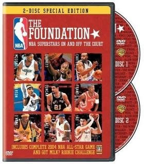 9780790786247: Nba Foundation [DVD] [Region 1] [US Import] [NTSC]