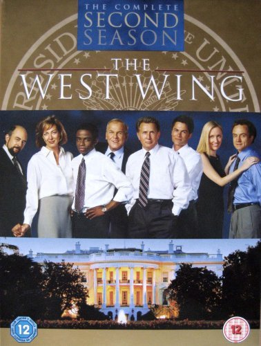 9780790787480: The West Wing: Season 2