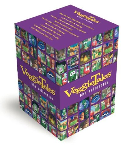 9780790788616: Veggie Tales: The Collection [Import USA Zone 1]