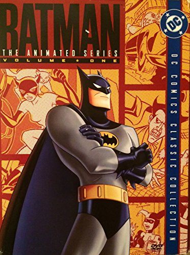 9780790789033: Batman: The Animated Series, Volume One (DC Comics Classic Collection)