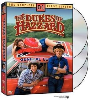 9780790789637: The Dukes of Hazzard: Season 1
