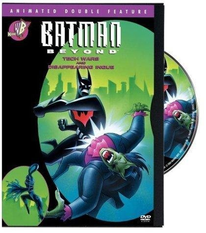 9780790790923: Batman Beyond - Tech Wars/Disappearing Inque (Animated Double Feature)