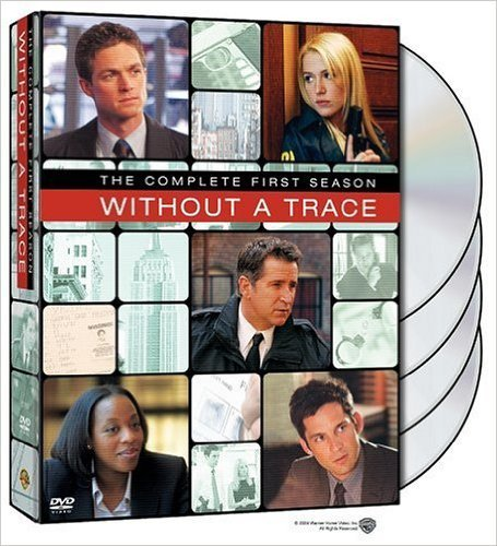 9780790792880: Without a Trace: Season 1