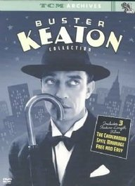 9780790797120: Buster Keaton Collection (The Cameraman / Spite Marriage / Free & Easy)