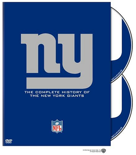 9780790797472: NFL: New York Giants Team History [DVD] [Region 1] [US Import] [NTSC]
