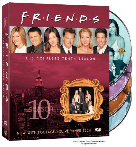 9780790798707: Friends: Season 10 (Repackage)