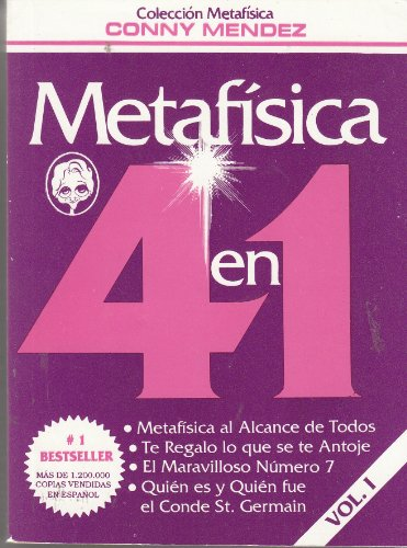 9780790920634: Metafisica 4 en 1 (Volumen I: