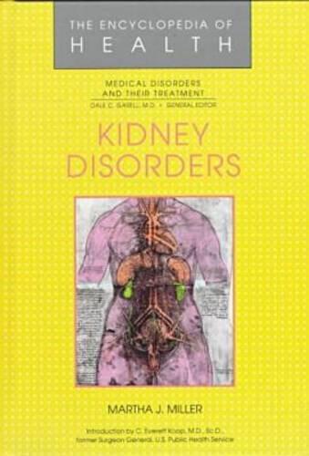 9780791000663: Kidney Disorders (Encyclopedia of Health)