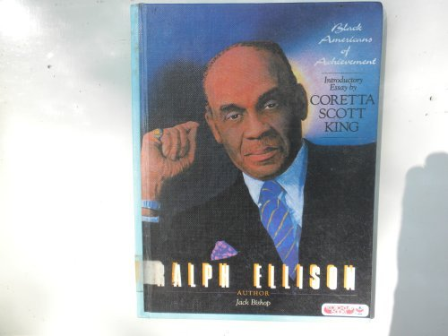 9780791002025: Ralph Ellison (Black Americas of Achievement)