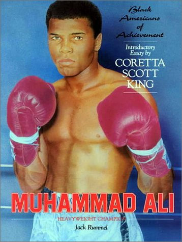 9780791002100: Muhammad Ali (Black Americans of Achievement)