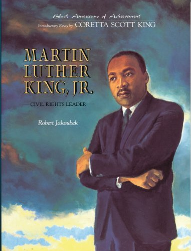 9780791002438: Martin Luther King: Civil Rights Leader (Black Americans of Achievement S.)