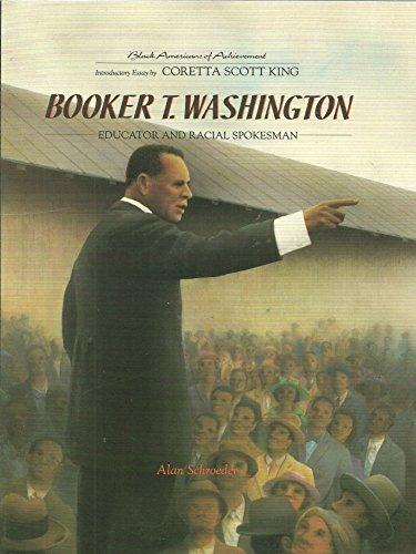 Booker T. Washington (Black Americans of Achievement)