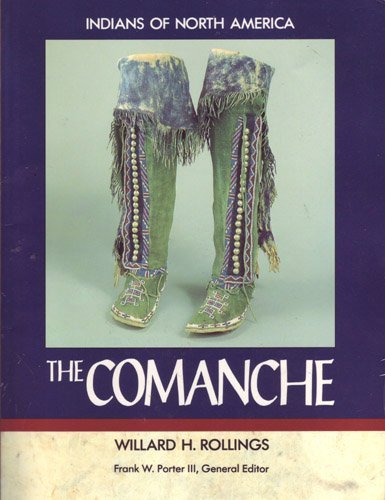 9780791003596: The Comanche (Indians of North America)