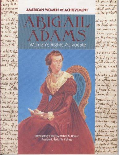 Abigail Adams (American Women of Achievement): Osborne, Angela