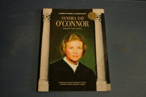 9780791004487: Sandra Day Oconnor (Women of Achievement)