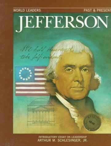 9780791006443: Thomas Jefferson (World Leaders Past and Present)