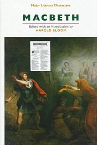 9780791009239: Macbeth (Major Literary Characters)