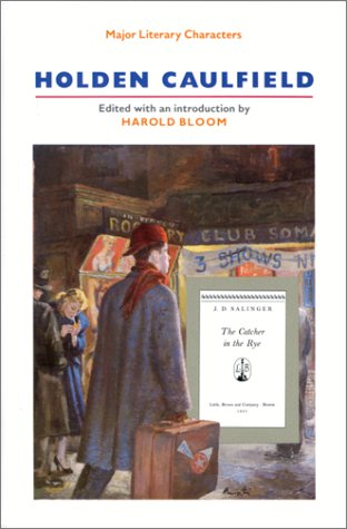 9780791009536: Holden Caulfield (Major Literary Characters)