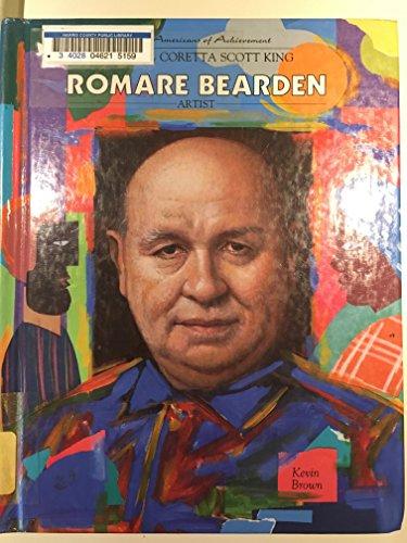 9780791011195: Romare Bearden (Black Americans of Achievement)