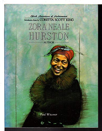 9780791011546: Zora Neale Hurston (Black Americans of Achievement)