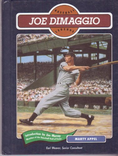 9780791011645: Joe Dimaggio (Baseball Legends)