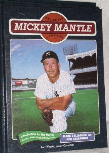 Mickey Mantle (Baseball) (Baseball Legends): Rick Wolff, Mark Gallagher