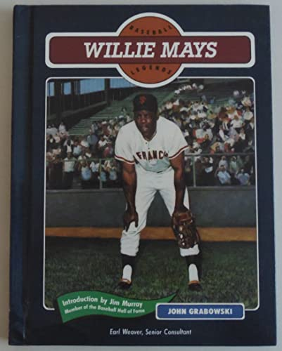 Willie Mays (Baseball Legends Series) [Jan 01,: John Grabowski; Jim