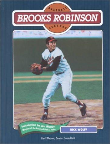9780791011867: Brooks Robinson (Baseball Legends)