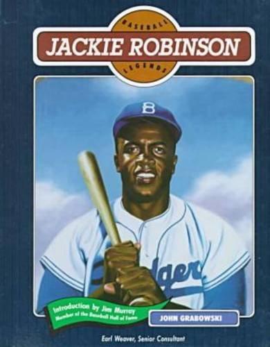 Jackie Robinson (Baseball Legends): John Grabowski