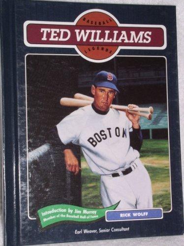 9780791011942: Ted Williams (Baseball Legends)