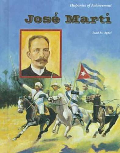 9780791012468: Jose Marti (Hispanics)(Oop) (Hispanics of Achievement)