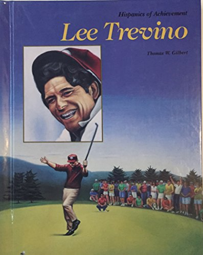 9780791012567: Lee Trevino (Hispanics of Achievement Series)