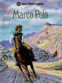 9780791015056: Marco Polo (Junior World Explorers)