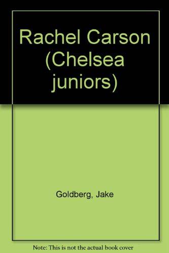9780791015667: Rachel Carson (Junior World Biographies)