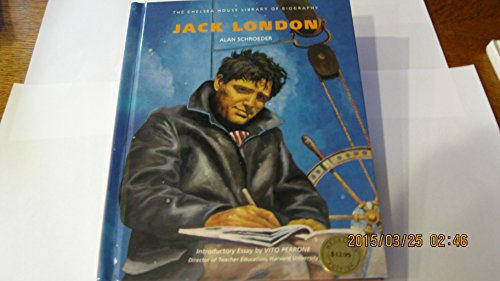 9780791016305: Jack London (The Chelsea House library of biography)