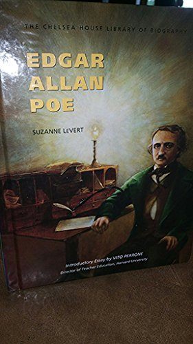 9780791016404: Edgar Allan Poe (Chelsea House Library of Biography)