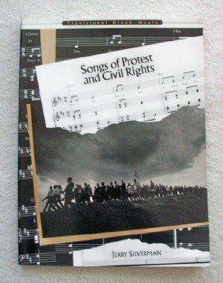 9780791018439: Songs of Protest and Civil Rights (Traditional Black Music)