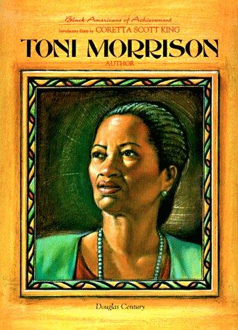 9780791019061: Toni Morrison (Black Americans of Achievement)