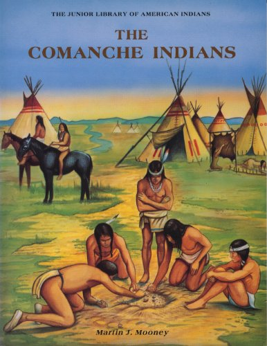 9780791019573: The Comanche Indians (Junior Library of American Indians)