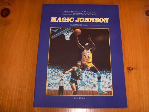 9780791019764: Magic Johnson (Black Americans of Achievement)