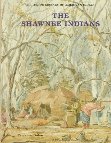 9780791020357: The Shawnee Indians (Junior Library of American Indians)