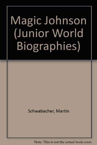9780791020371: Magic Johnson (Junior World Biographies)