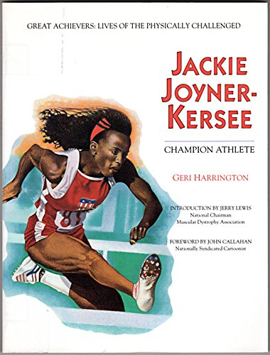 9780791020982: Jackie Joyner Kersee (Great Achievers - Lives of the Physically Challenged)