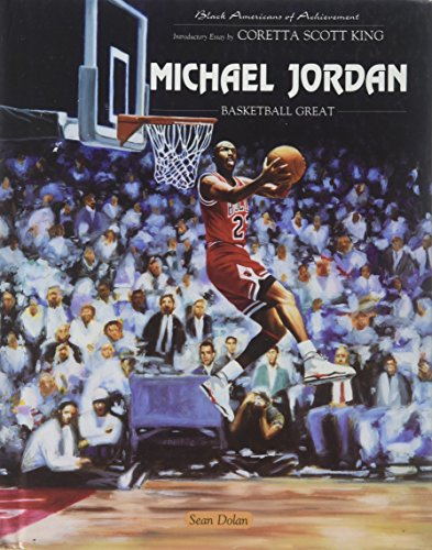 9780791021507: Michael Jordan (Black Americans of Achievement)