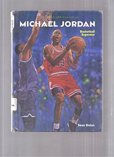 9780791023945: Michael Jordan (Junior Black Americans of Achievement)