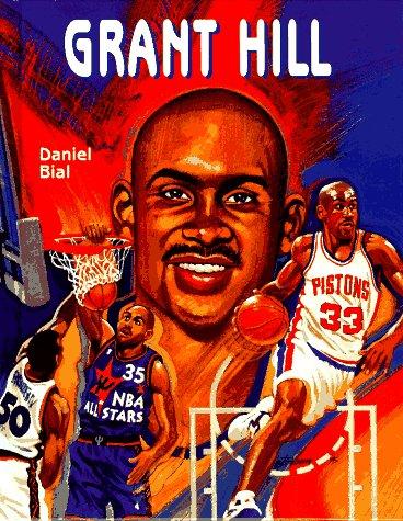 9780791024362: Grant Hill (Basketball Legends)